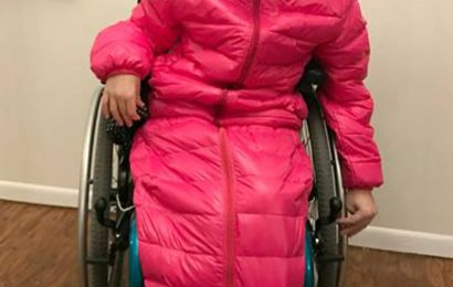 Mom Invents Special Coat So Daughter with Cerebral Palsy Can Play Outside: 'I Saved Recess'