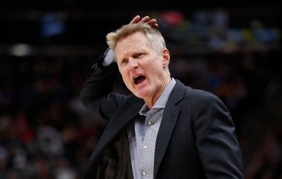 Steve Kerr says Warriors 'maybe the most scrutinized team in history' of NBA