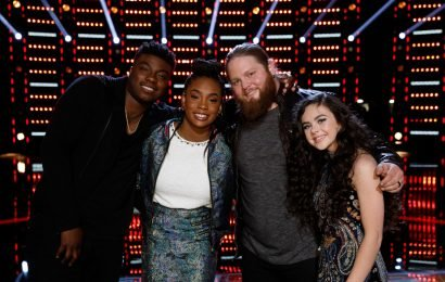 'The Voice': Sorting out the four finalists' chances to win NBC's singing contest