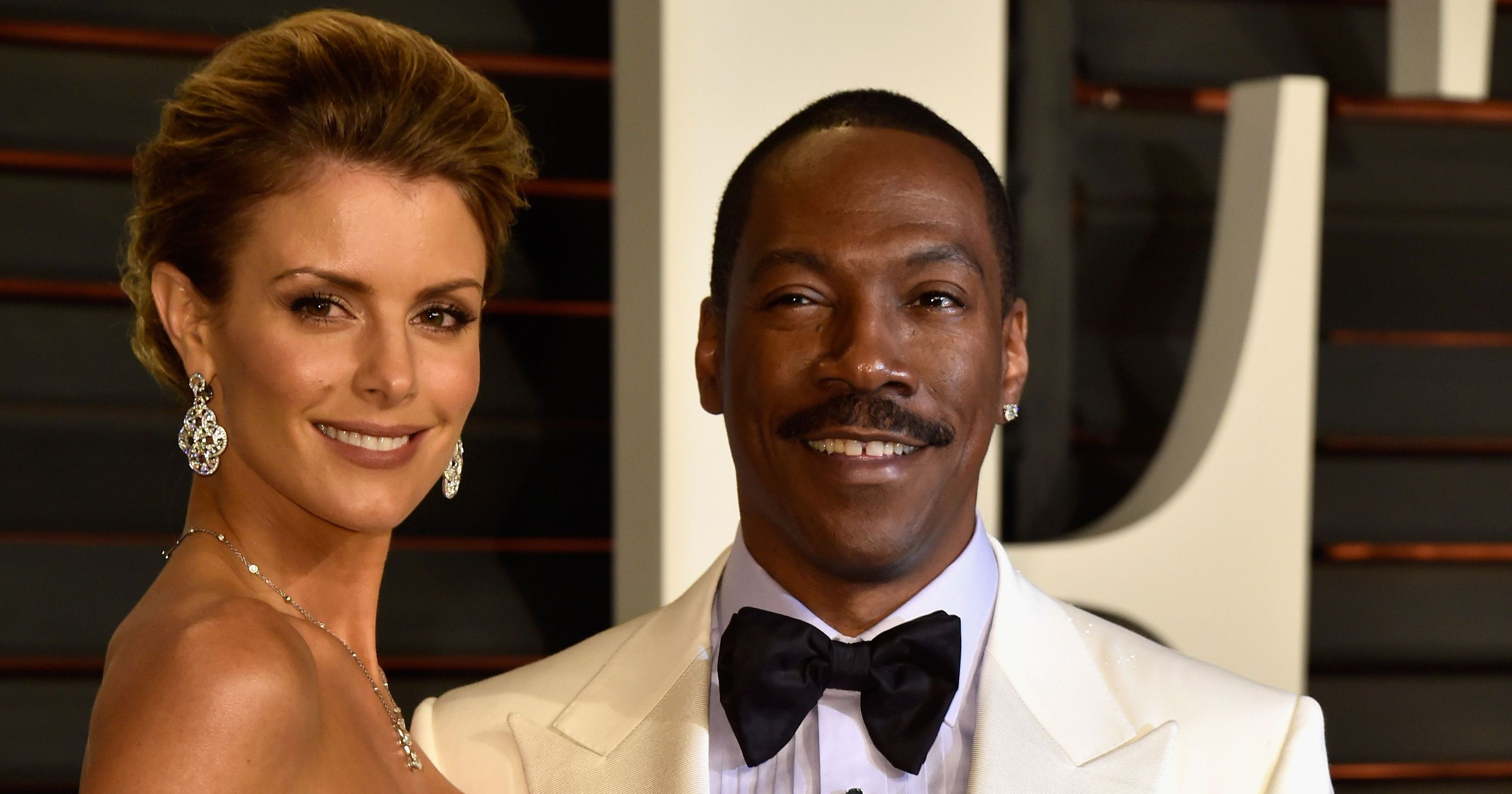 Eddie Murphy welcomes his 10th child, a baby boy Max, with fiancee Paige Butcher