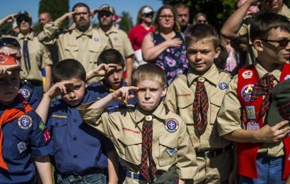 Boy Scouts of America considering filing for bankruptcy, reports say