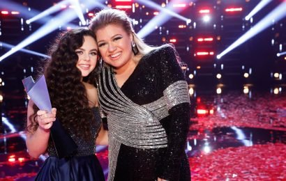Why Chevel Shepherd's 'Voice' victory made coach Kelly Clarkson cry