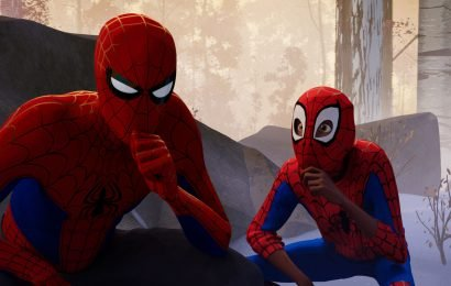 Spoilers! How two A-listers got to play a Spider-Man in 'Into the Spider-Verse'