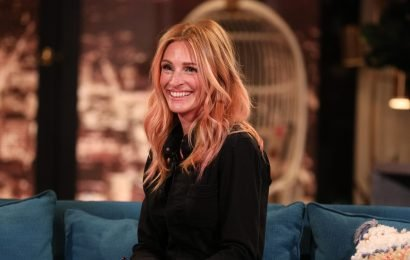 Julia Roberts dishes on the bathroom encounter that made her realize she was famous