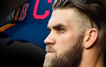 Winter of Bryce Harper an Indians reality check: Likelier to deal Corey Kluber than add MVP