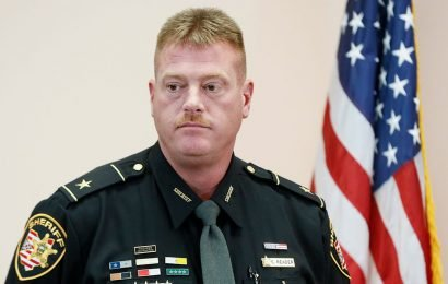 Ohio sheriff accused of taking money during drug arrests to fund gambling problem, complaint says