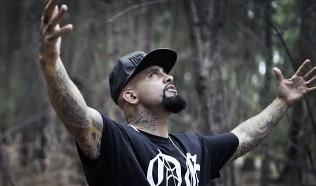 Notorious gang leader now preaches Jesus: 'I'm a radical soldier for God'