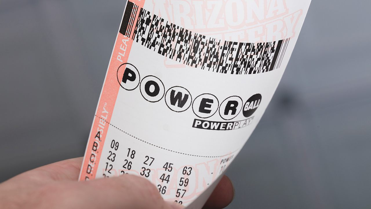 Powerball numbers selected for Saturday's $217M jackpot