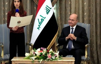 Iraq welcomes Nobel Peace Prize winner Murad