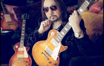 Ace Frehley May Release Material From His Vault