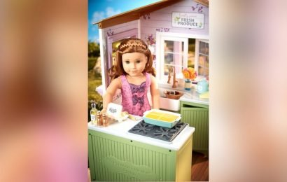Meet American Girl's 2019 girl of the year: Blaire Wilson, a chef-in-training