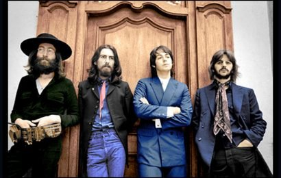 Holiday Tunes From Beatles Members Enter The Hot 100
