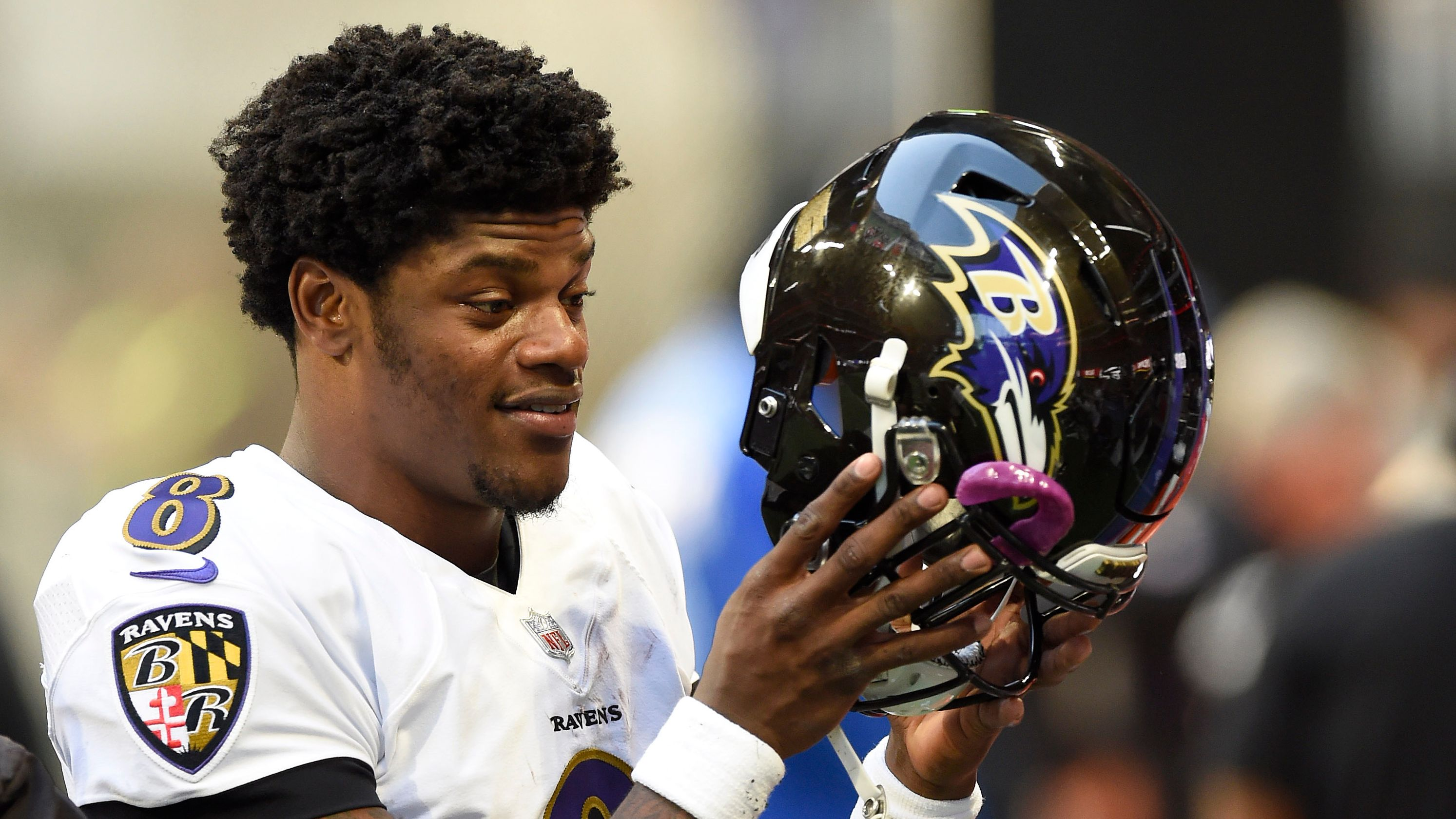 The Ravens have a Lamar Jackson problem that's bigger than Joe Flacco's potential return