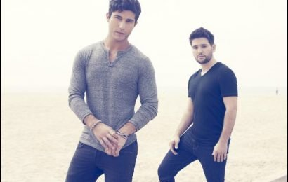 Dan + Shay Added To New Year's Rockin' Eve Lineup