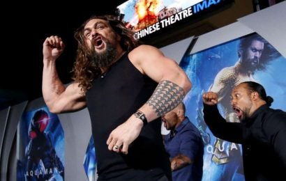 'Aquaman' star Jason Momoa performs epic Haka dance to celebrate at premiere