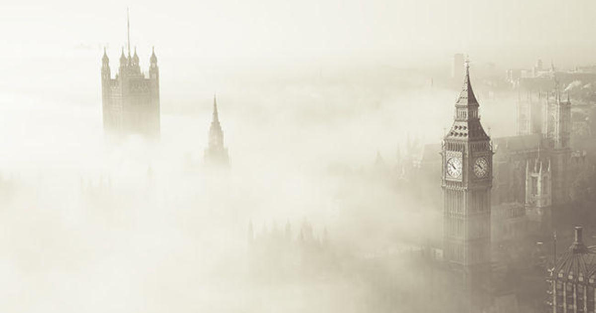 Almanac: London's killer smog