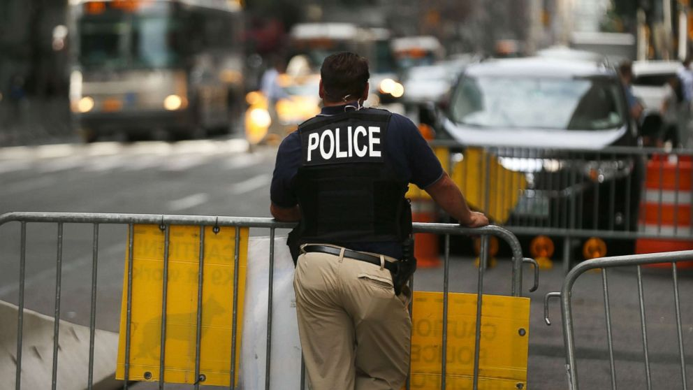 NYPD accused of 'shackling' pregnant woman until 'moments' before delivery: Lawsuit