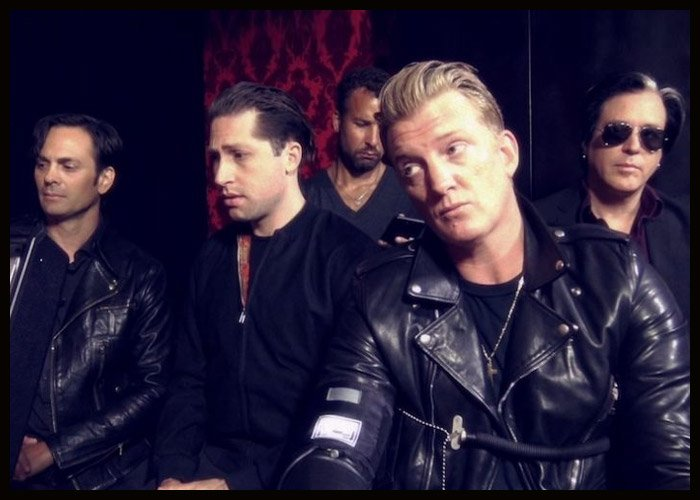 Queens Of The Stone Age Release Holiday Single
