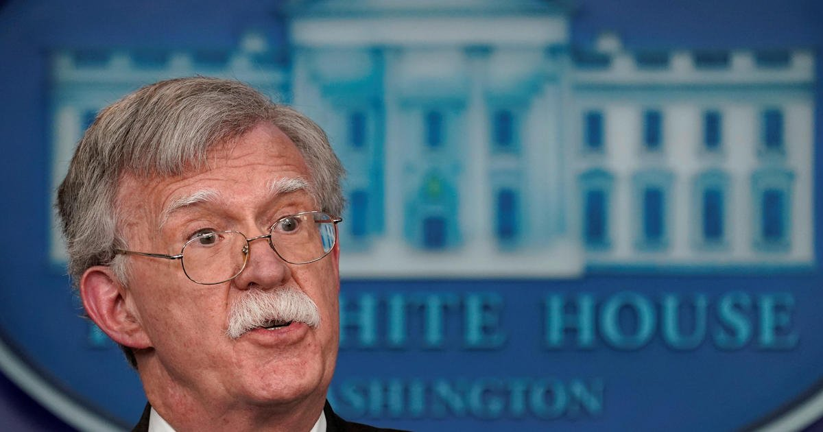 Bolton didn't know about Huawei CFO's arrest during Trump, Xi meeting, spokesperson says