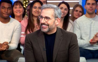 Steve Carell calls the man he portrays in new movie 'an inspiration'