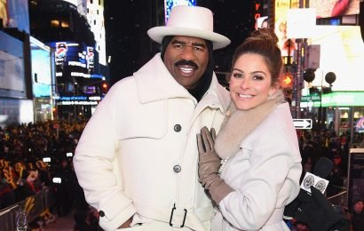 Robin Thicke, Maria Menounos and more to turn out for Fox's 'New Year's Eve With Steve Harvey: Live From Times Square'