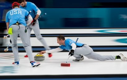 What Does Winning an Olympic Gold Medal in Curling Do? Crazy Things