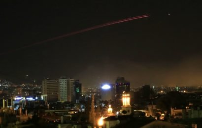 Russia slams Israel for 'gross violation' in Syria strikes