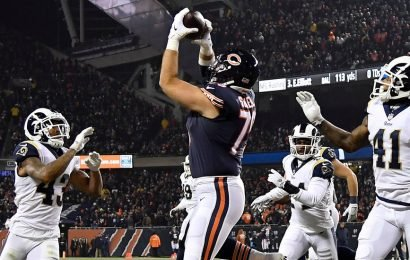 Bears Humble Rams With Defense (and a Highly Unlikely Touchdown)
