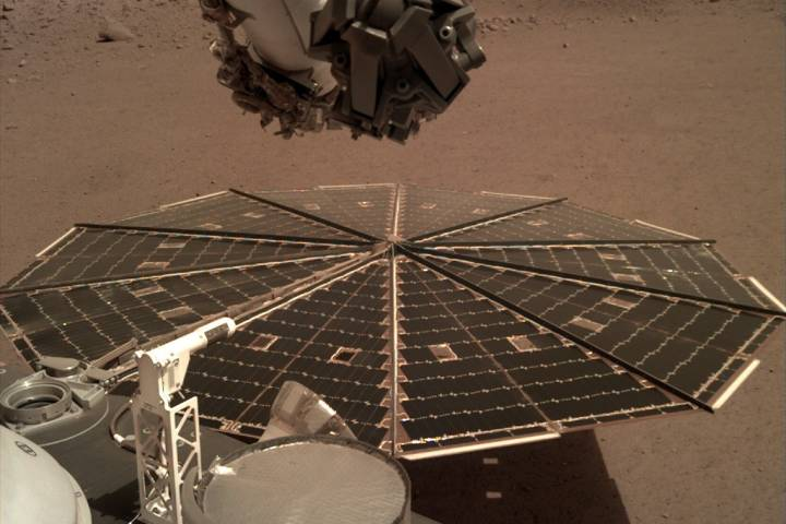 Listen here to wind on Mars — the first time it has ever been captured