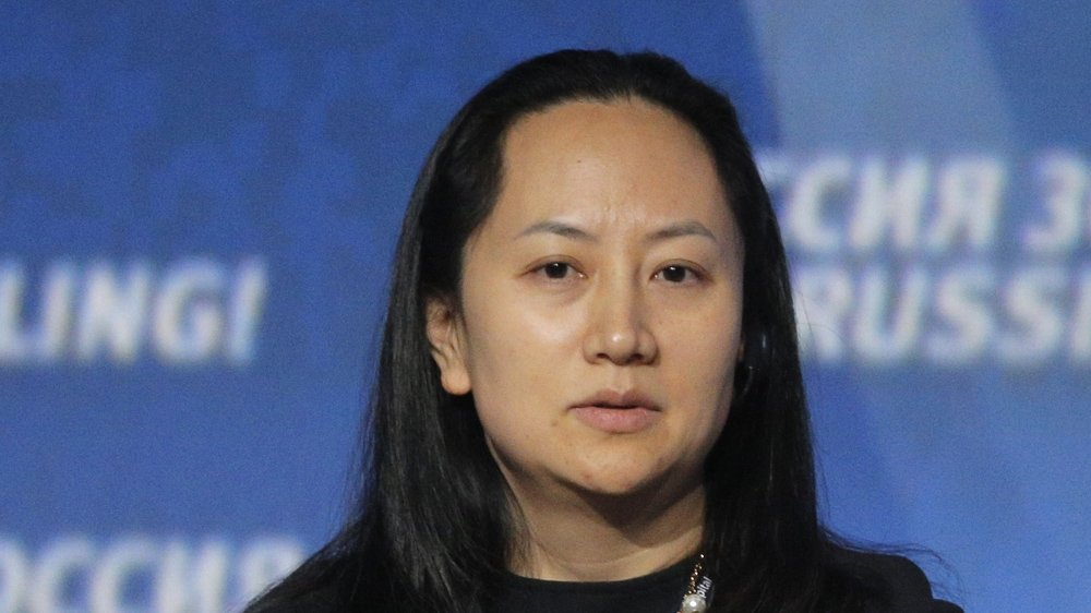 Anger in China over arrest of Huawei's Meng Wanzhou in Canada