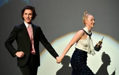 Saoirse Ronan to reunite with Wes Anderson and Timothee Chalamet for new movie