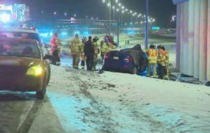 26-year-old woman killed in collision on Anthony Henday Drive: Edmonton police