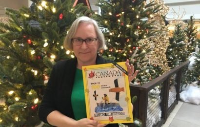 Calgary crossword designer enjoys success with Canadiana puzzles: 'It's awesome!'