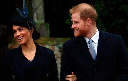 Meghan and Harry staying 'closer to home' with a quiet New Year's celebration