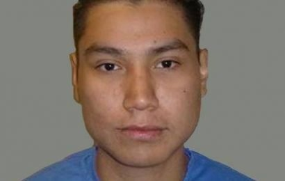 Winnipeg police looking for armed and dangerous McGee murder suspect