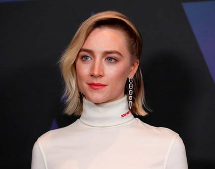 Saoirse Ronan: 'New York has helped me become more open and outgoing, compared to before, when I was living a sheltered kind of life'