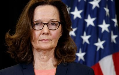 CIA chief Haspel briefs House leadership on Khashoggi case