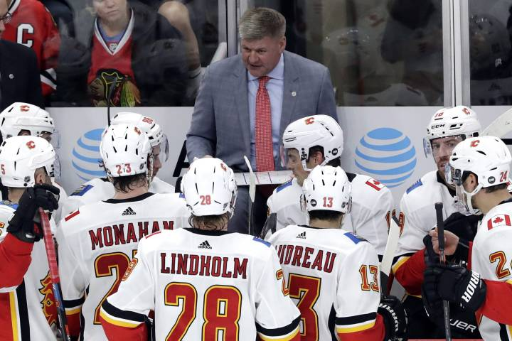 Calgary Flames forward Ryan Lomberg suspended by NHL, coach fined after incident during Thursday's win over Minnesota Wild