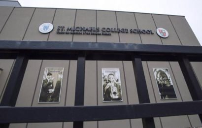 St. Michael's College School's football program axed next year due to team 'dynamics'