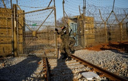 North and South Korea to hold rail reconnection ceremony