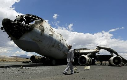 Houthis reject Yemen government's proposal over Sanaa airport
