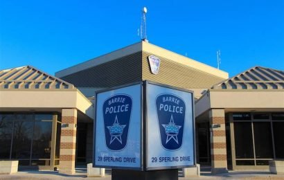 Barrie police special constable suspended from duty