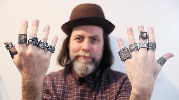 Lord of the Rings: Dublin jeweller creates rings for Peter Jackson film Mortal Engines