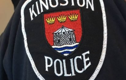 Kingston police catch alleged delivery package thief