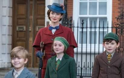 Mary Poppins Returns review: 'Producers so fearful of tarnishing Ms Poppins' good name, they've created something shiny and dead'