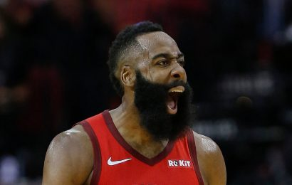 James Harden and Rockets Keep Rolling With Win Over Thunder