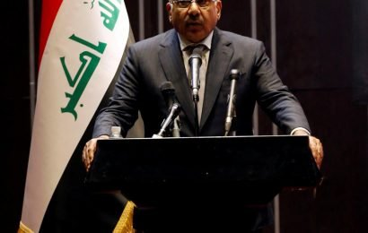 Iraq's parliament confirms cabinet ministers, but divisions remain