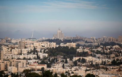 Palestinian court jails U.S.-Palestinian for life for Jerusalem land sale