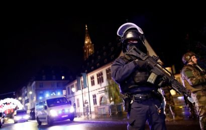 France's raises security threat after three killed in Strasbourg: minister