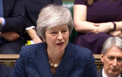 PM May pledges to quit before next UK election as she fights leadership challenge